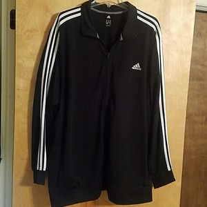 Adidas Essential 3-Stripe Tricot Track Jacket 3XL